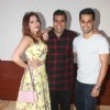 Shama Sikander, Vishal Karwal and Shailendra Singh at Special Screening of Sexoholic