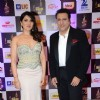 Tina Ahuja and Govinda at Mirchi Music Awards 2016