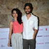 Sarah Jane Dias and Vicky Kasuhal at Special Screening of 'Zubaan'