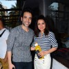 Tusshar Kapoor and Tisca Chopra at Launch of Maria Goretti's Book 'From my kitchen to yours'
