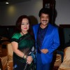 Udit Narayan with wife Anu Malik's Felicitation Ceremony