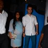 Arpita Khan and Aayush Sharma Snapped at Olive Post dinner of Malaika's parent's anniversary