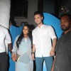Arpita Khan and Aayush Sharma Snapped at Olive