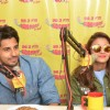 Promotions of 'Kapoor & Sons' at Radio Mirchi