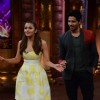 Sidharth Malhotra and Alia Bhatt at Comedy Nights Bachao for Kapoor & Sons Promotions