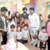 Mrunal Jain and Other TV actors at NGO Dilkhush