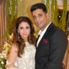 Urmila Matondkar and Mohsin Akhtar at Wedding Reception!