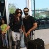 Airport Diaries: Ashmit Patel and Mahek Chahal