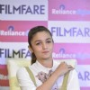 Alia Bhat at Cover Launch of 'Filmfare' Magazine