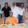 Hrithik Roshan performs Mahashivratri Pooja with Family