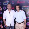 Prakash Jha with Neville Tuli at Jai Gangajal Red Carpet Special Screening