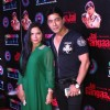 Actor Rekha Rana and Dillzaan Wadia at Jai Gangajal Red Carpet Special Screening