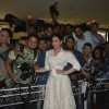 Kareena Kapoor Takes picture with reporters at promotional event of Ki and Ka