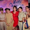 Neetu Chandra at a Special Event with Female Cops