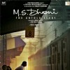 Poster of the film M.S.Dhoni: The Untold Story
