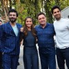 Kapoor & Sons Promotion at Mehboob Studio