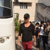 Akshay Kumar snapped at Mehboob Studio