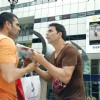 Still image of Akshay and Sunil Shetty | De Dana Dan Photo Gallery