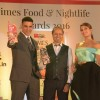 Akshay Kumar and Jacqueline Fernandes at Times Food Awards