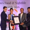 Prateik Babbar at Times Food Awards