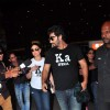 Arjun Kapoor and Kareena Kapoor Return form Ahemdabad