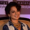Kangana Ranaut at Melange Event