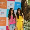 Athiya Shetty at the Launch of Collection Unveiling of 109˚F by Nishka Lulla