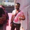 Ajaz Khan at BCL's Holi Celebrations