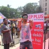 Karan Tacker at BCL's Holi Celebrations