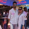 Sunny Arora and Ananya Arora at BCL's Holi Celebrations