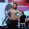 Ileana Dcruz walks the ramp at Launch event of 'Reliance Trends' Concept Store