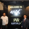 John Abraham at Launch of PVR 4DX