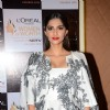 Sonam Kapoor at NDTV L'Oreal Paris 'Women of Worth Awards'