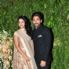 Allu Arjun with Wife at Chiranjeevi's Daughter Sreeja's Wedding!