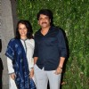 Akkineni Nagarjuna with Wife at Chiranjeevi's Daughter Sreeja's Wedding!