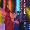 Katrina Kaif and Manish Paul perform at Umang 2016