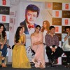 Anil Kapoor interacts with the audience at the Launch of Mere Papa album
