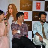 Sonam Kapoor and Anil Kapoor at the Launch of Mere Papa album