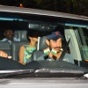 Aamir Khan and Kiran Rao at Aarti Shetty's Birthday Bash