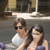 Shahid Kapoor and Genelia Dsouza sitting on a scooty | Chance Pe Dance Photo Gallery