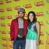 Promotions of 'One Night Stand' at Radio Mirchi