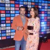 Ronit Roy and Neelam Singh at IPL Opening Ceremony
