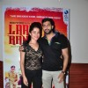 Akshay Oberoi and Pia Bajpai at Launch of the film Lal Rang