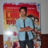 Rajneesh Duggall at Launch of the film Lal Rang