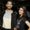 Kishwer Merchant and Suyyash Rai at BCL Party!
