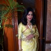 Priyanka Chopra steals the show in Yellow Saree at Press Meet for Receiving Padma Bhushan