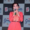 "Dia Mirza at launch of show ""Ganga The Soul of India"""