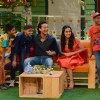Tiger Shroff and Shraddha Kapoor Promotes 'Baaghi'  with kids on 'The Kapil Sharma Show'