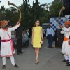 Evelyn Sharma at NGO Carnival in Jhelum