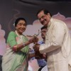 Asha Bhosle at Dinanath Mangeshkar Award